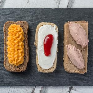 Konsistenz-definiertes Brot
