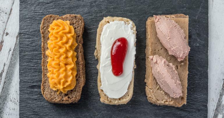 Das Auge isst bekanntlich mit. Welche Möglichkeiten gibt es beim Brot?